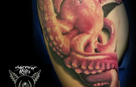 Realism Animal Tattoo