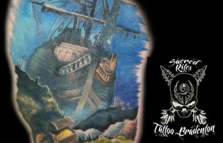 Aquatic Tattoo